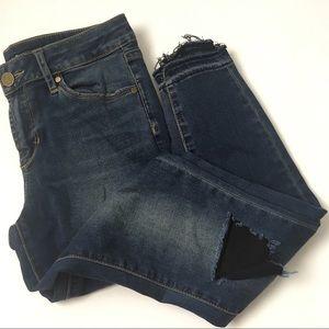 Articles of Society released hem skinny jeans